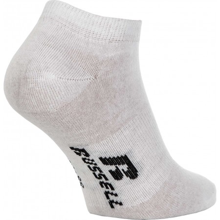 Socks - Russell Athletic NO SHOW SOCK 3 PAIR - 2