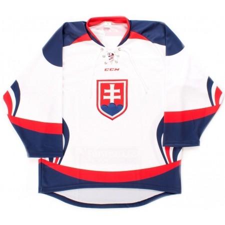 Фланелка за хокей - CCM Dres SIHF - 1