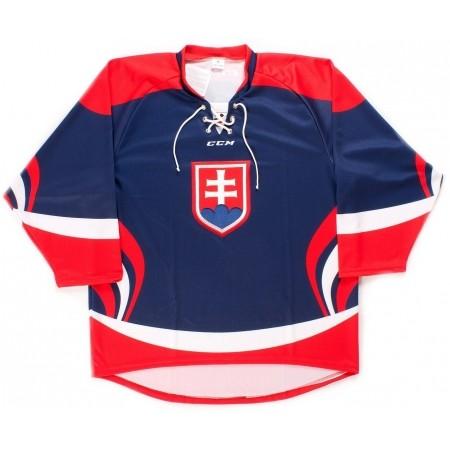 Фланелка за хокей - CCM Dres SIHF - 2