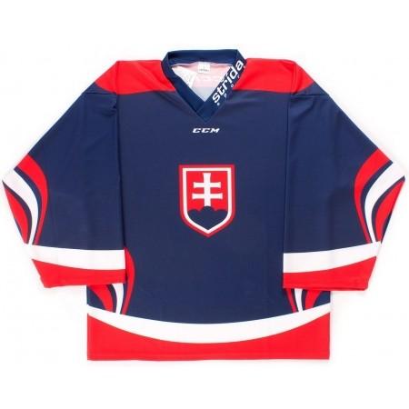 CCM SK Koszulka SIHF - Koszulka hokejowa