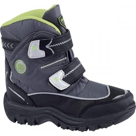 87a9c382b71 Dětská zimní obuv - ALPINE PRO ANTARCTICA KIDS - 1