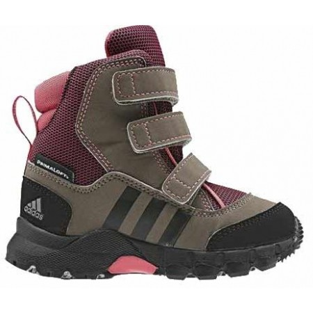 aaee219612e Dětská zimní obuv - adidas HOLTANNA SNOW CF PL I - 1