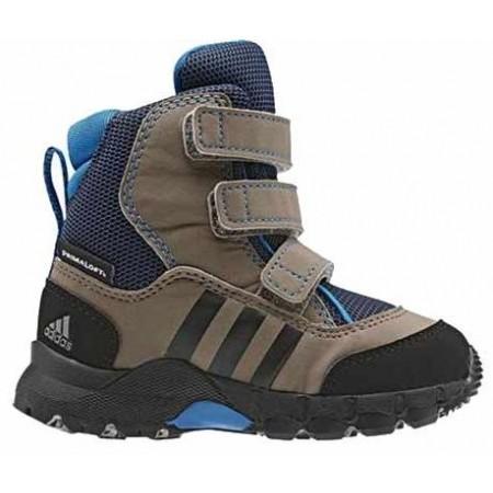 95cc21bcd0c Dětská zimní obuv - adidas HOLTANNA SNOW CF PL I - 3