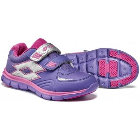 Детски спортни обувки - Lotto SUNRISE IV CL S - 2