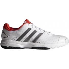 adidas BARRICADE TEAM 4 XJ - Dětská tenisová obuv