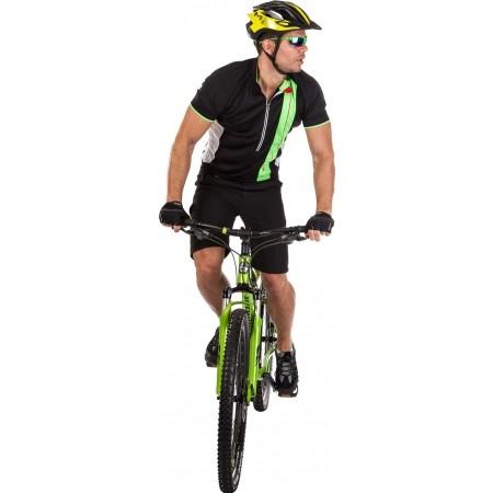 Cyklistická helma - Met CROSSOVER - 4