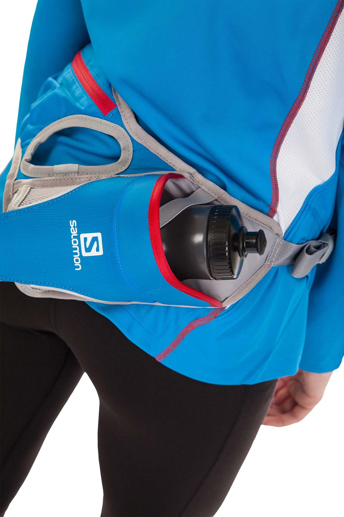 9931688d08ca HYDRO 45 BELT BL LOTUS PINK - Bottle belt for running