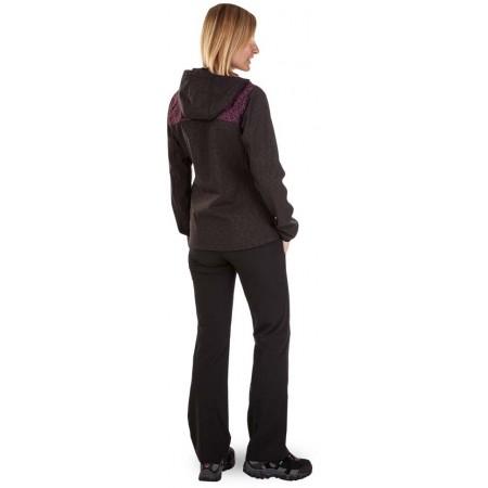 Dámské softshellové kalhoty - Alpine Pro EDIA - 8