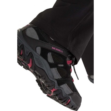 Dámské softshellové kalhoty - Alpine Pro EDIA - 6