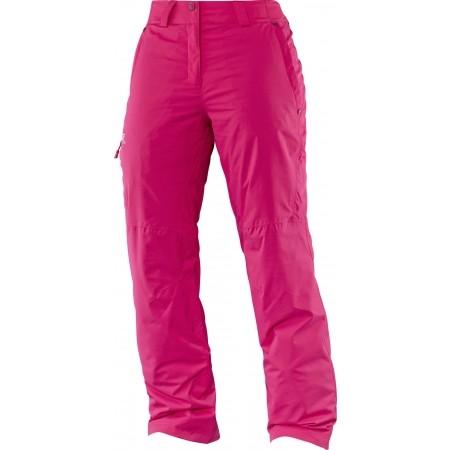 Dámské lyžařské kalhoty - Salomon RESPONSE PANT W - 1 4266c895b9