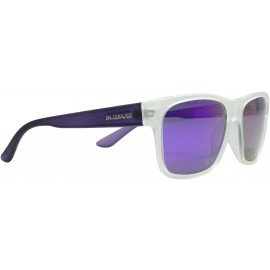 Blizzard RUBBER TRANS POLARIZED - Sunglasses