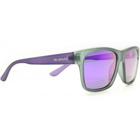 Слънчеви очила - Blizzard Rubber black trans Polarized