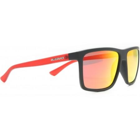 Sleneční brýle - Blizzard RUBBER POLARIZED