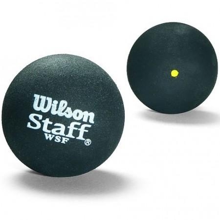 STAFF SQUASH BALL - Squash Ball - Wilson STAFF SQUASH BALL