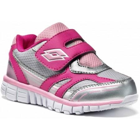 Детски спортни обувки - Lotto ZENITH IV INF S - 3