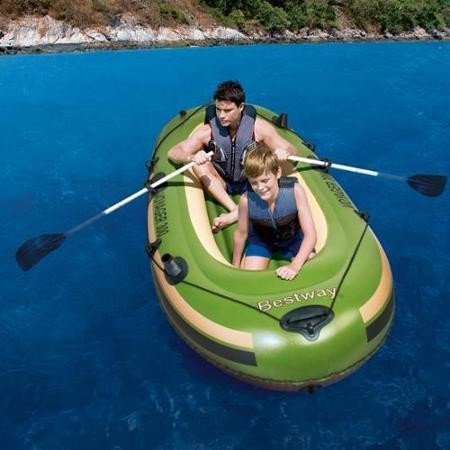 VOYAGER 300 - Inflatable boat - Bestway VOYAGER 300 - 5