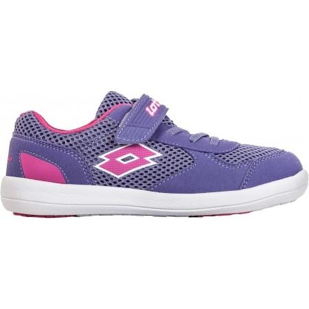 Детски спортни обувки - Lotto QUARANTA CL S - 2