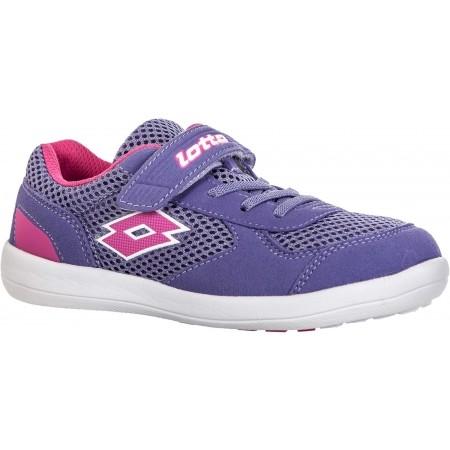 Детски спортни обувки - Lotto QUARANTA CL S - 1