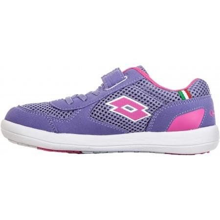 Детски спортни обувки - Lotto QUARANTA CL S - 4