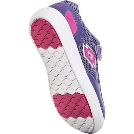 Детски спортни обувки - Lotto QUARANTA CL S - 5