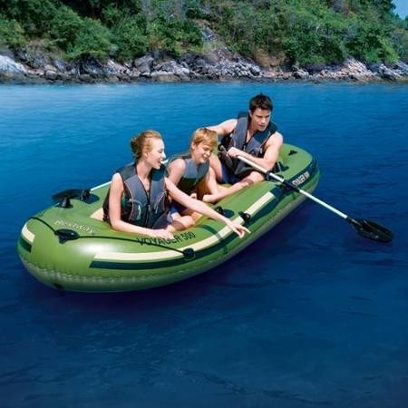 VOYAGER 500 - Inflatable boat - Bestway VOYAGER 500 - 2