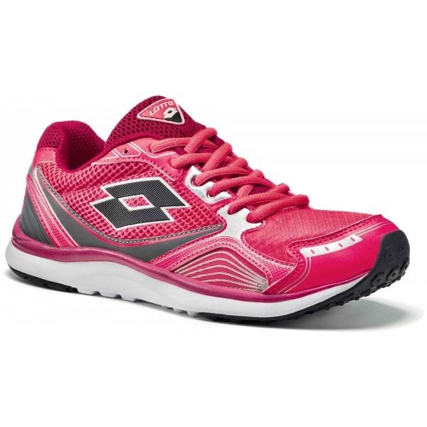 Lotto SPEEDRIDE III W růžová 9 - Dámská běžecká obuv