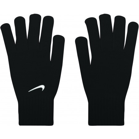 Nike SWOOSH KNIT GLOVES - Pletené rukavice - Nike