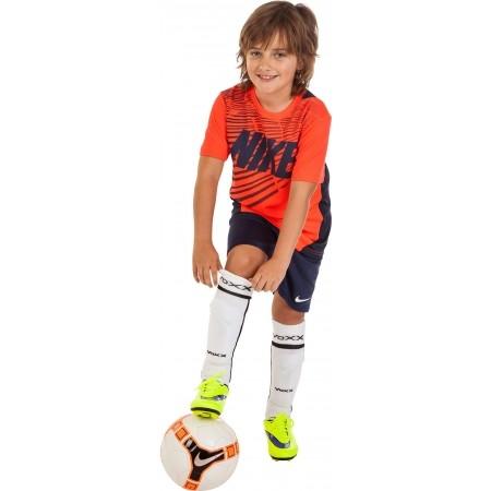 Ghete de fotbal pentru copii - Nike JR HYPERVENOM PHADE FG-R - 3