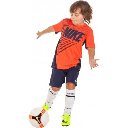 Ghete de fotbal pentru copii - Nike JR HYPERVENOM PHADE FG-R - 4