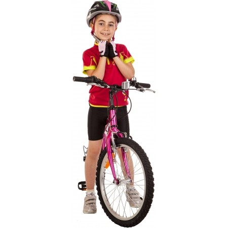 HOBIT - Pantaloni de ciclism scurți pentru copii - Klimatex HOBIT - 3