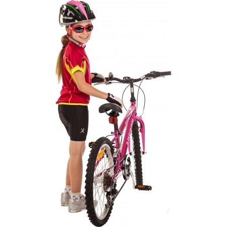 HOBIT - Pantaloni de ciclism scurți pentru copii - Klimatex HOBIT - 5