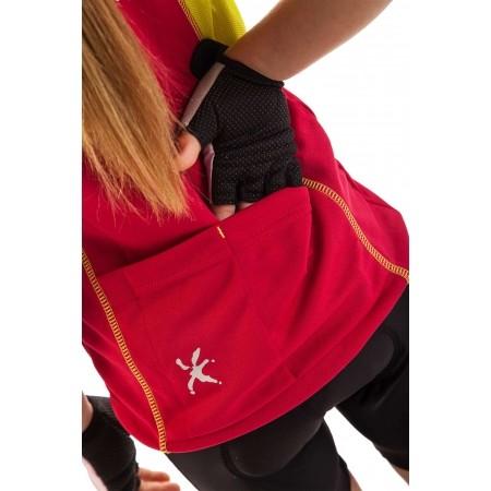 HOBIT - Pantaloni de ciclism scurți pentru copii - Klimatex HOBIT - 6