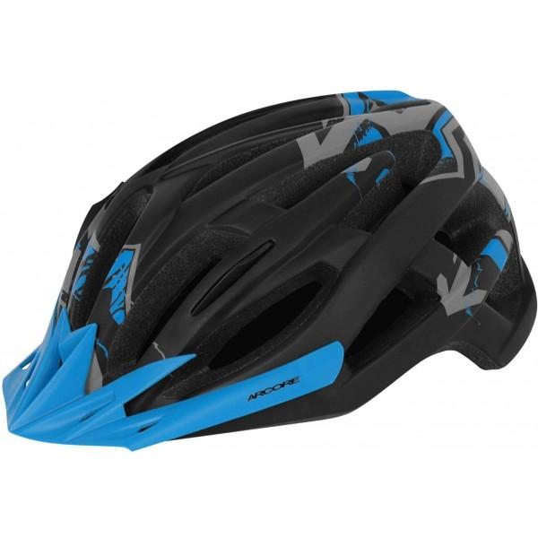 Arcore FORCE fekete (58 - 61) - Kerékpáros sisak