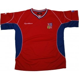 SPORT TEAM CZECH REPUBLIC FOOTBALL JERSEY - Czech Republic fan football jersey