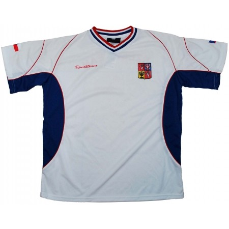 Czech Republic fan football jersey - SPORT TEAM CZECH REPUBLIC FOOTBALL JERSEY - 1