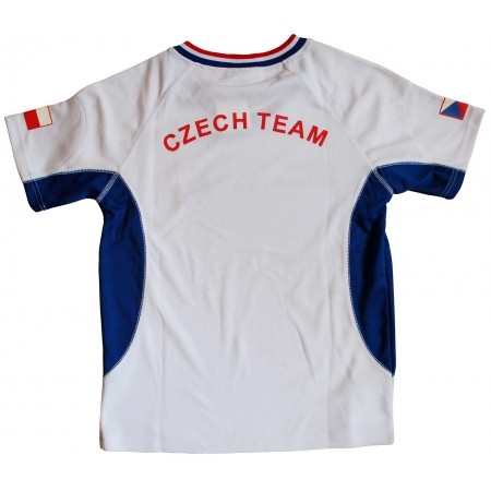 Czech Republic fan football jersey - SPORT TEAM CZECH REPUBLIC FOOTBALL JERSEY - 2