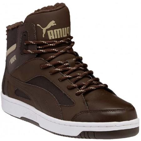 4bf1482e2a42e REBOUND V.2 HI WINTER - Pánska zimná obuv - Puma REBOUND V.2