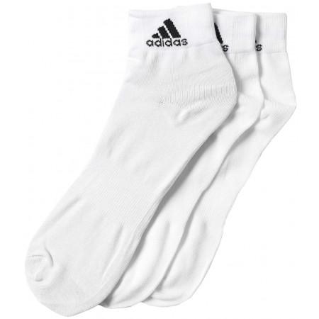Športové ponožky - adidas PER ANKLE T 3PP - 1