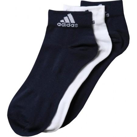 Športové ponožky - adidas PER ANKLE T 3PP - 2