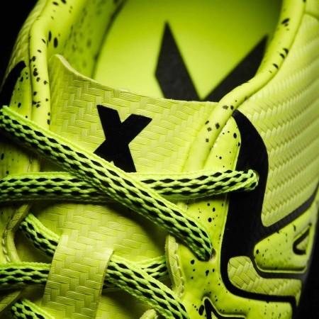 Мъжки бутонки - adidas X15.3 FG/AG - 12