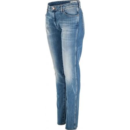 Дамски дънков панталон - Wrangler BOYFRIEND ORIGINAL WORN - 2
