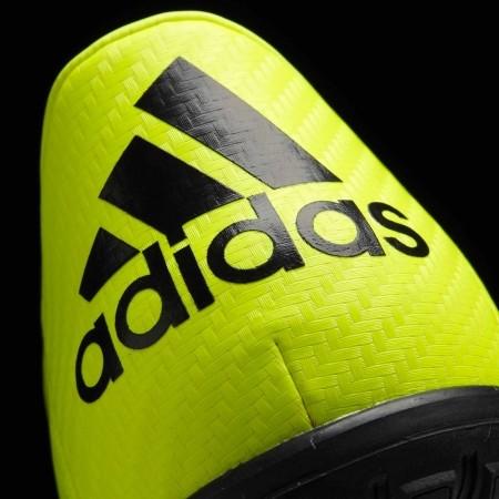 Детски футболни обувки - adidas X 15.3 TF J - 9