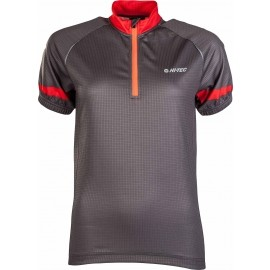 Hi-Tec GAUTE W - Women's Bicycle Jersey