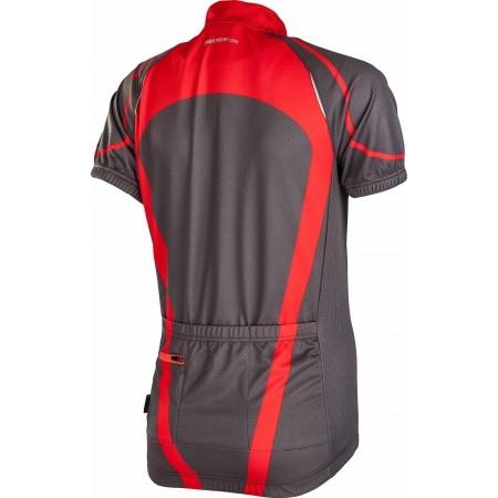 Дамска велосипедна  тениска - Hi-Tec GAUTE W - 3