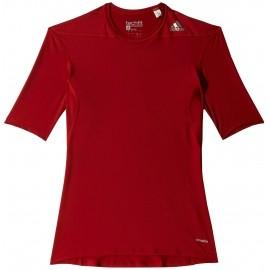 adidas TECHFIT BASE SHORT SLEEVE TEE - Koszulka kompresyjna męska