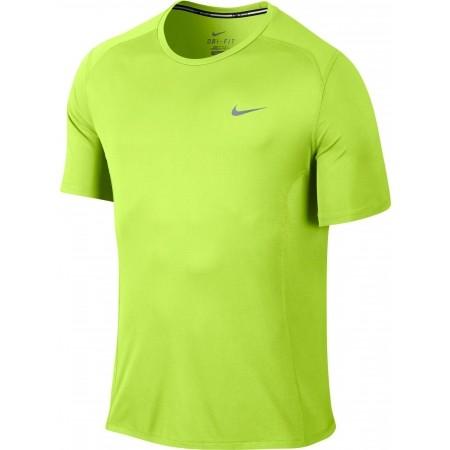 Pánské běžecké triko - Nike DRI-FIT MILLER - 3 316288f1db4