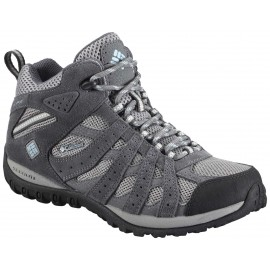 Columbia REDMOND MID WP - Women's Hiking Shoes