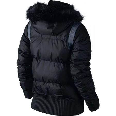 18c3e4b72 ALLIANCE BOMBER-550 HOODE - Women's down jacket - Nike ALLIANCE BOMBER-550  HOODE