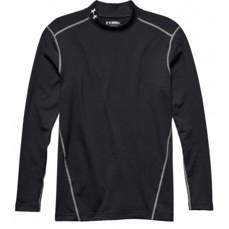 Men's Compression Tee - Under Armour CG ARMOUR MOCK - 3