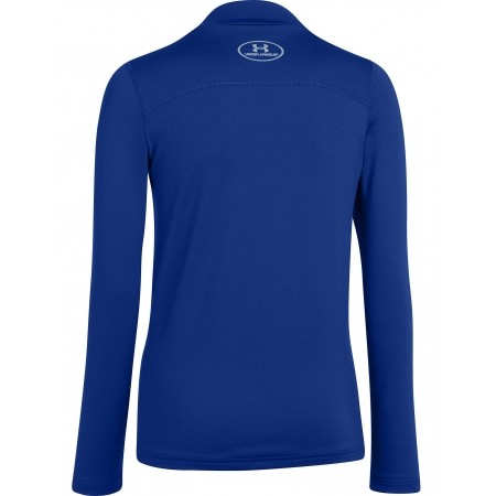 Boys' Tee - Under Armour CG EVO FITTED LS MOCK - 2